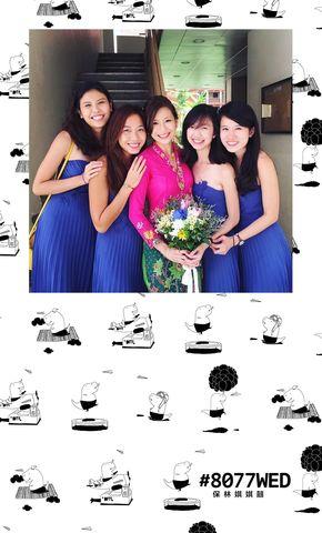 Rex phakey wedding instagram printing singapore tagronauts